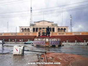 Mapo Hall – One of The Oldest Historical Buildings in Nigeria
