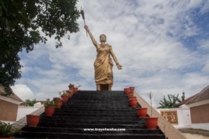 Moremi Statue of Liberty, The Story of Tallest Statue in Nigeria